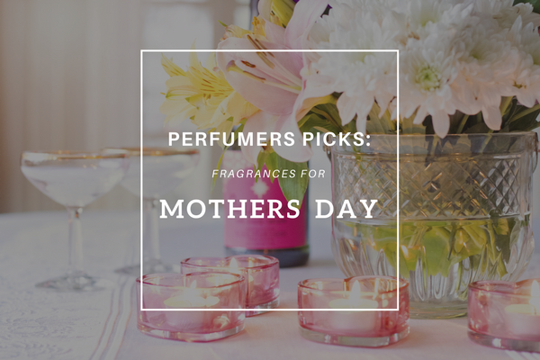 Mothers Day Fragrances Blog Header